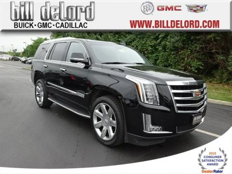 Pre-Owned 2016 Cadillac Escalade Luxury Collection 4WD