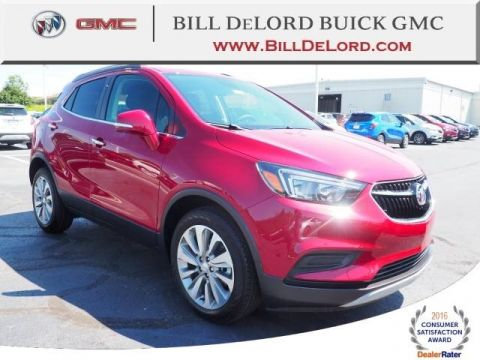New 2017 Buick Encore Preferred FWD CROSSOVER