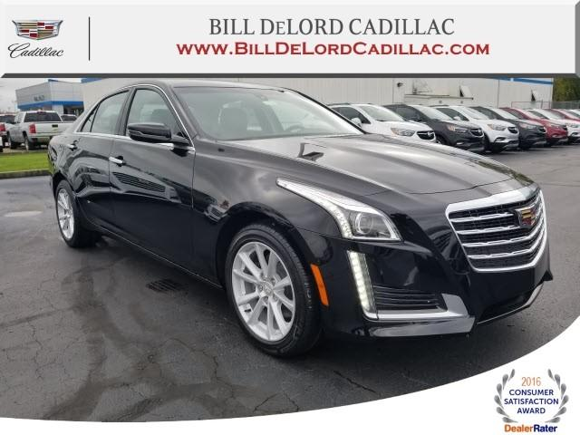 New 2018 Cadillac CTS Sedan AWD 4DR SDN 2.0L TURBO AWD near ...