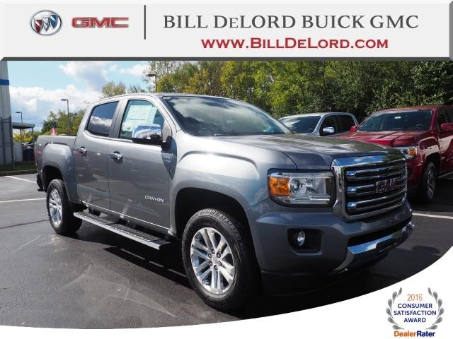 New 2018 GMC Canyon 4WD SLT MIDSIZE PICKUP near Cincinnati ...