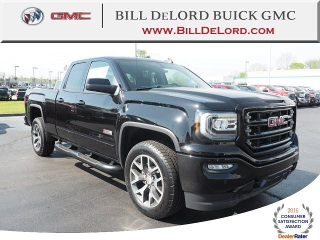 new 2017 gmc sierra 1500 slt fullsize pickup near cincinnati in lebanon g17190 bill delord. Black Bedroom Furniture Sets. Home Design Ideas