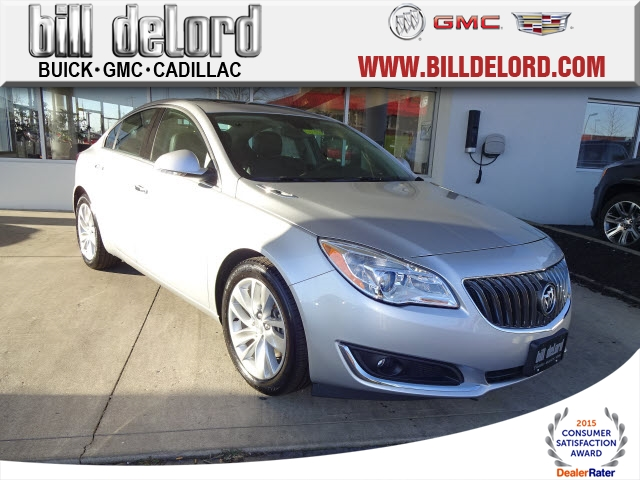 Pre-Owned 2014 Buick Regal Premium I FWD Premium I 4dr Sedan