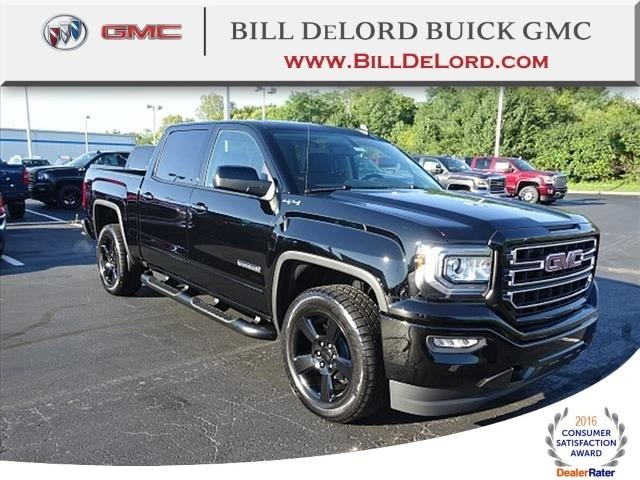 New 2017 Gmc Sierra 1500 Sle Fullsize Pickup Near