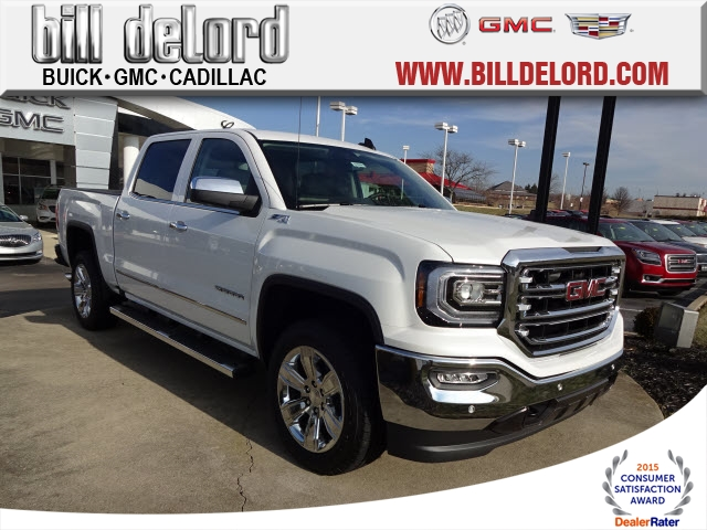 new 2016 gmc sierra 1500 slt 4wd double cab slt in lebanon g16119 bill delord buick gmc cadillac. Black Bedroom Furniture Sets. Home Design Ideas
