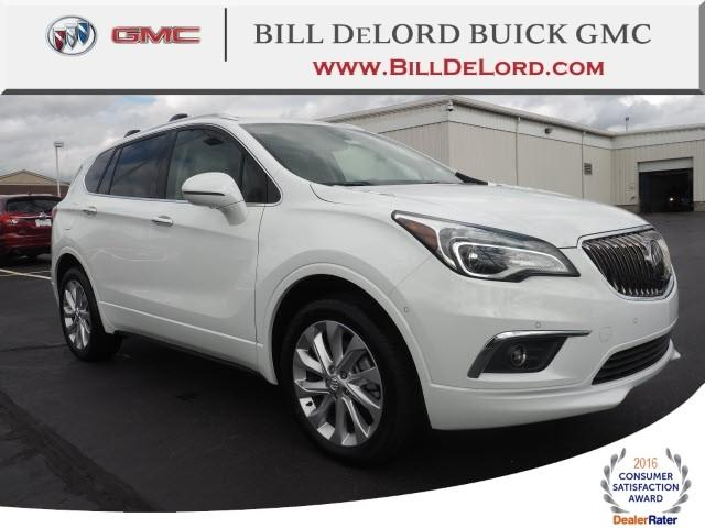 new 2017 buick envision premium ii crossover near cincinnati in lebanon b17080 bill delord. Black Bedroom Furniture Sets. Home Design Ideas