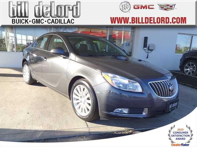 Pre-Owned 2011 Buick Regal CXL FWD CXL 4dr Sedan w/RL4